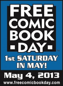 Free Comic Book Day - May 4, 2013