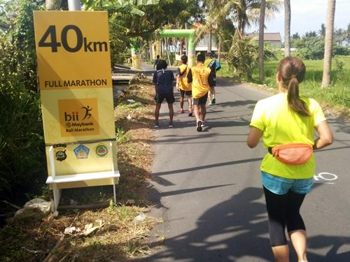 2015 バリマラソン レース BALI MARATHON