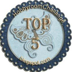Я в ТОП-5 лучших в Челлендж-блоге от ScrapLand