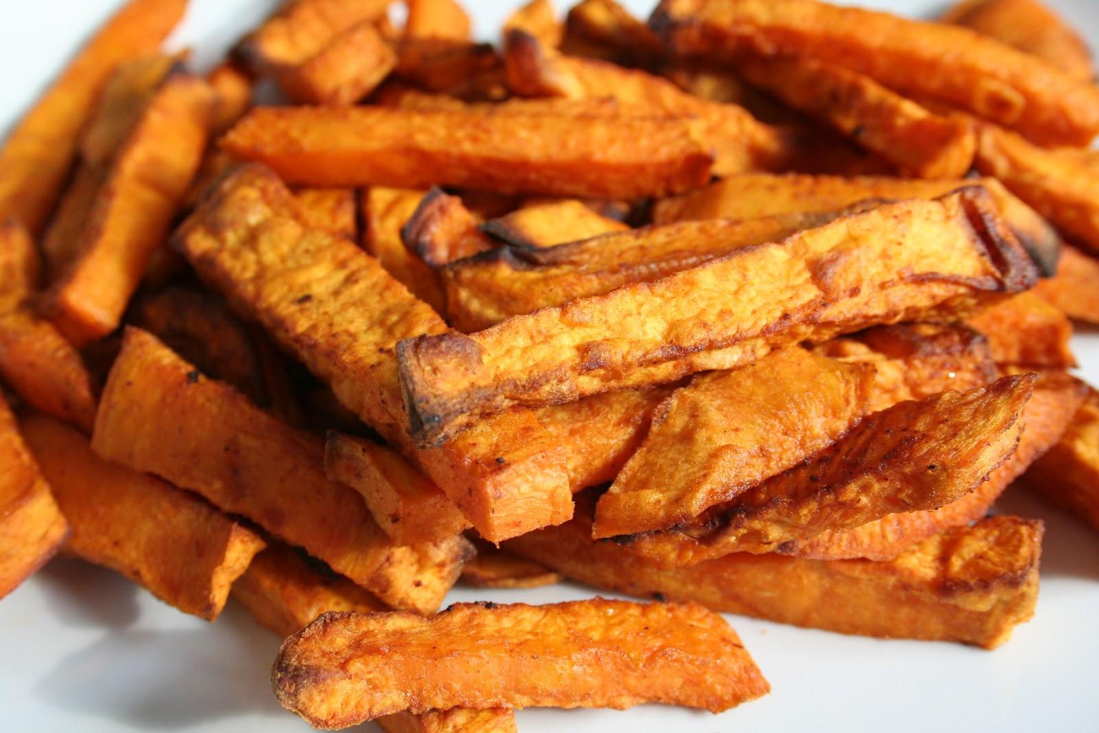 fais p ter la recette frites de patates douces. Black Bedroom Furniture Sets. Home Design Ideas
