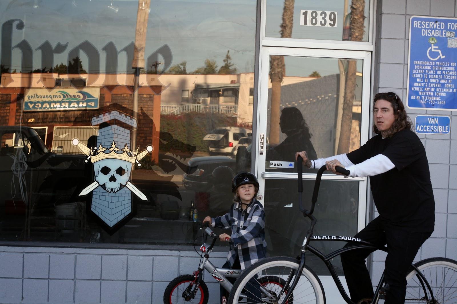 Pacman line letter co oceanside ca for Tattoo shops in oceanside