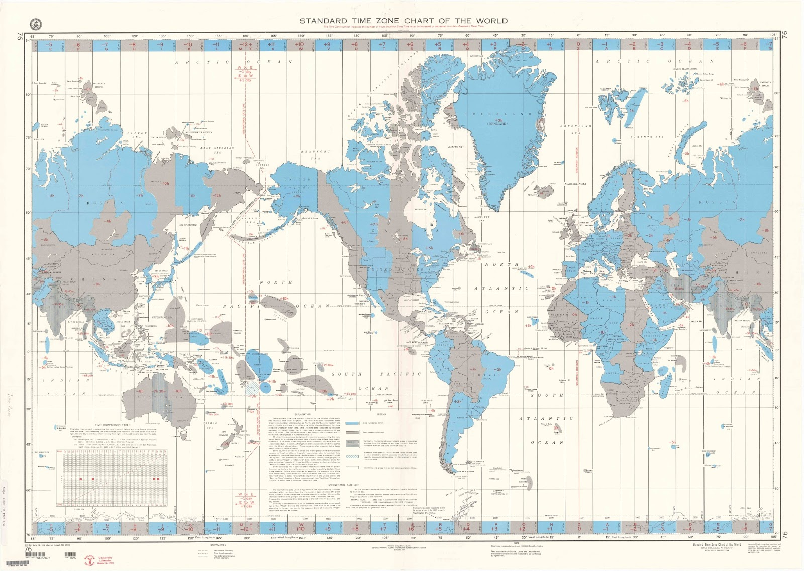 Gis research and map collection world time zone maps available from world time zone maps available from ball state university libraries gumiabroncs Images