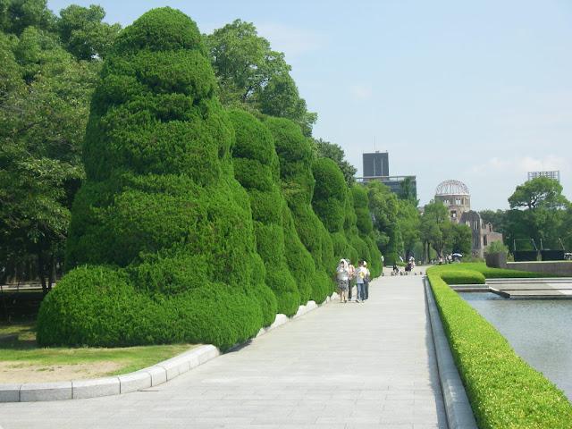kaizuka no jardim japonês