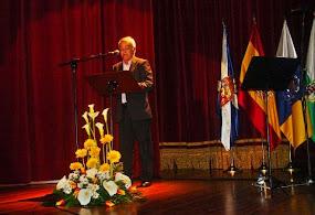 Pregón de las Fiestas en Honor a San Marcos Evangelista