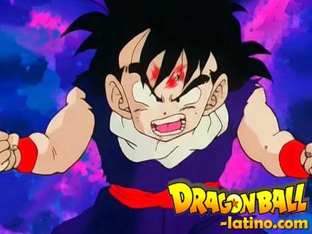 Dragon Ball Z capitulo 33