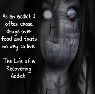 Recovering Addict Quote