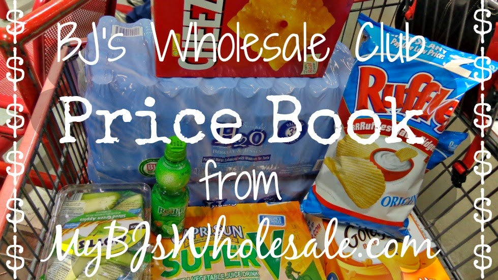 MyBJsWholesale Price Book