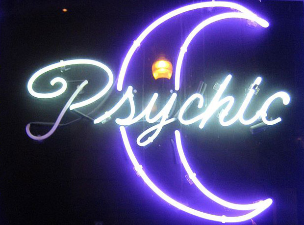 Psychic Predictions for 2012