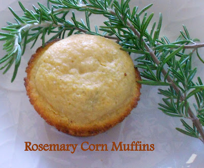 rosemary corn muffin recipe