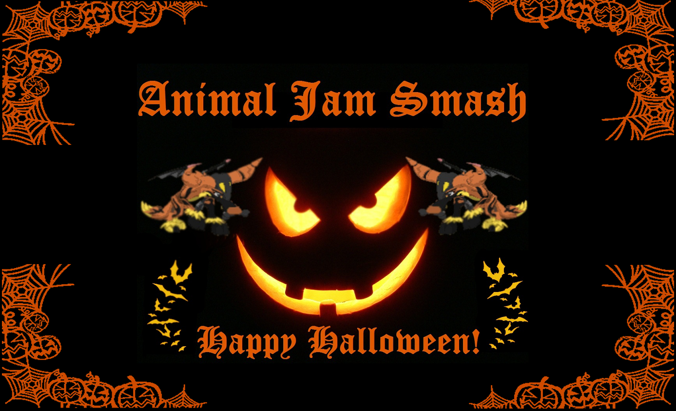 Infinity Coolgirl's Animal Jam Smash