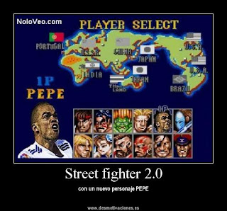 pepe personaje street fighter