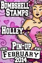 Bombshell Stamps Guest Designer
