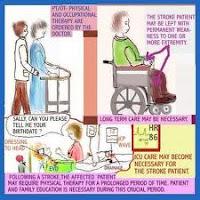 Perawatan pasca stroke, perawatan stroke di rumah
