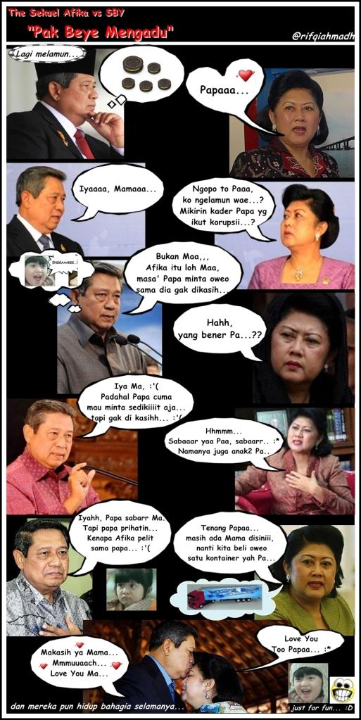 Afika vs SBY 3