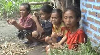 Desa Dengan Penduduk Keterbelakangan Mental