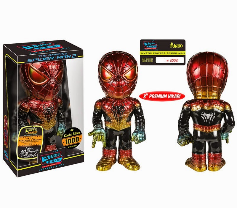 """Mystic Powers"" Spider-Man Marvel Hikari Sofubi Vinyl Figure by Funko"