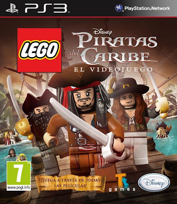video juego pirata caribe: