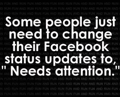 Funny Facebook Status: Changing facebook status funny quote