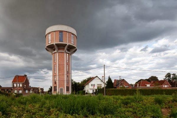 A Rich Guy Buys A Water Tower