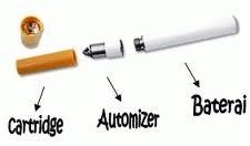 Jual: Rokok Elektrik Black Kit Murah
