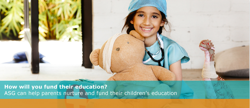 Australian Scholarships Group, nurture and fund your child's education
