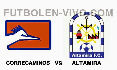 Correcaminos vs Altamira