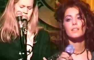 Eva Cassidy y Katie Melua, en otro dueto para la Canción de la semana.