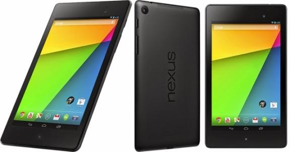 Harga Dan Spesifikasi Hp Asus Nexus 7 3G