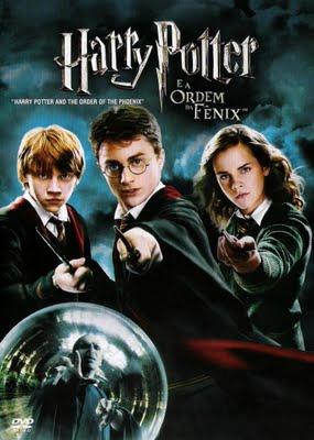 Filme Harry Potter e a Ordem da Fênix Dublado AVI DVDRip
