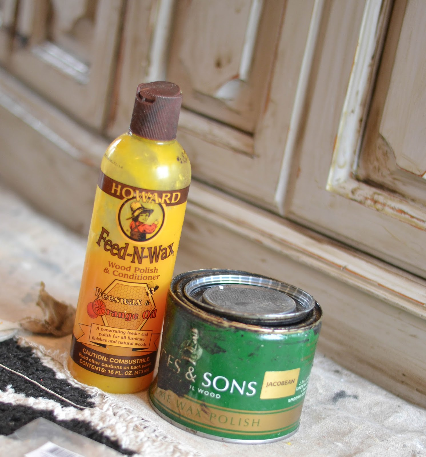 How To Use Websters Chalk Paint Powder