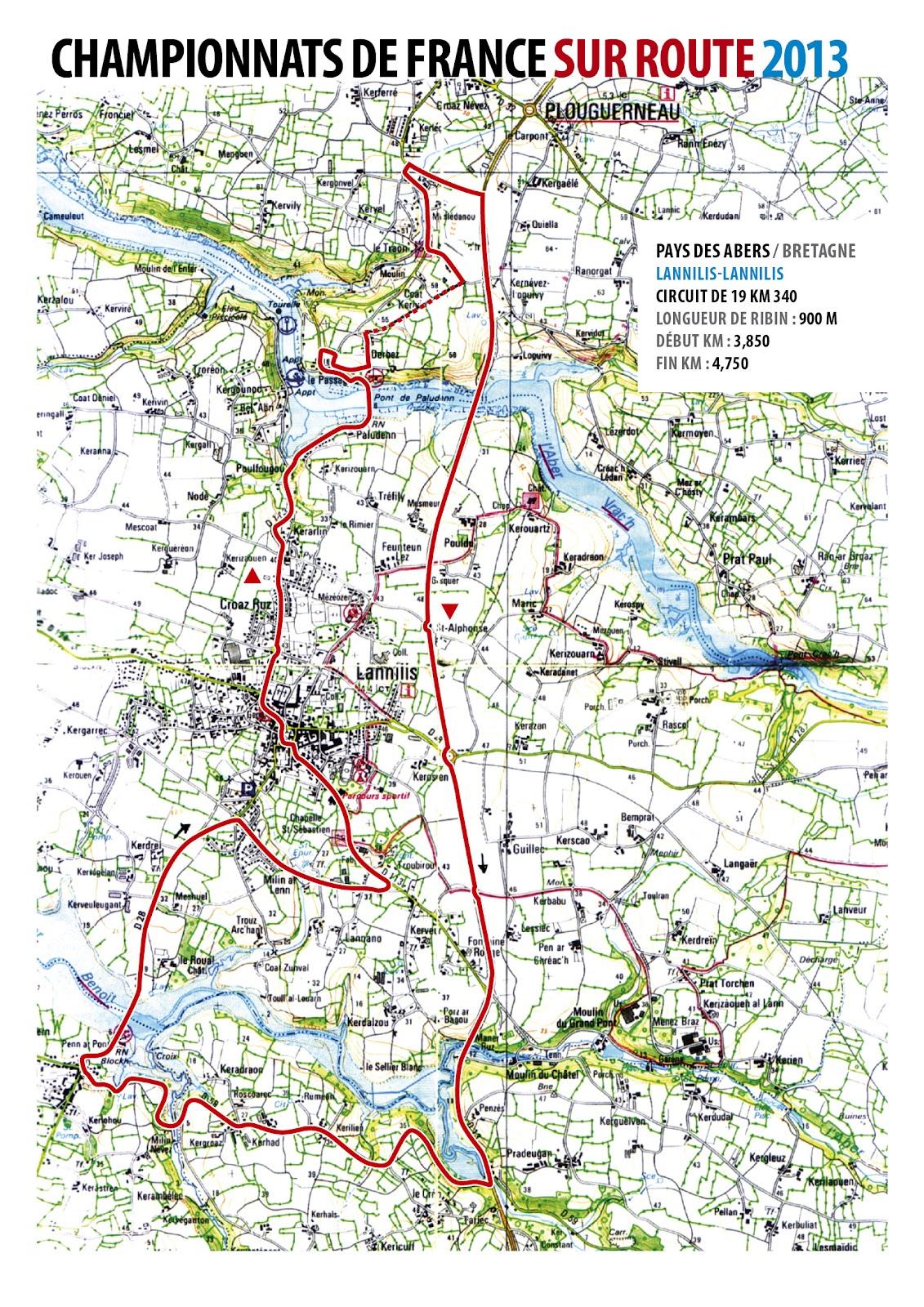 club cycliste bourg blanc ffc fsgt programme des sorties du dimanche 9 septembre 2012. Black Bedroom Furniture Sets. Home Design Ideas