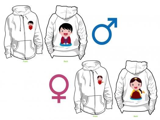 Jual Jaket Couple Jacket ~ Kaos Couple Tshirt