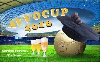 AVVOCUP 2016