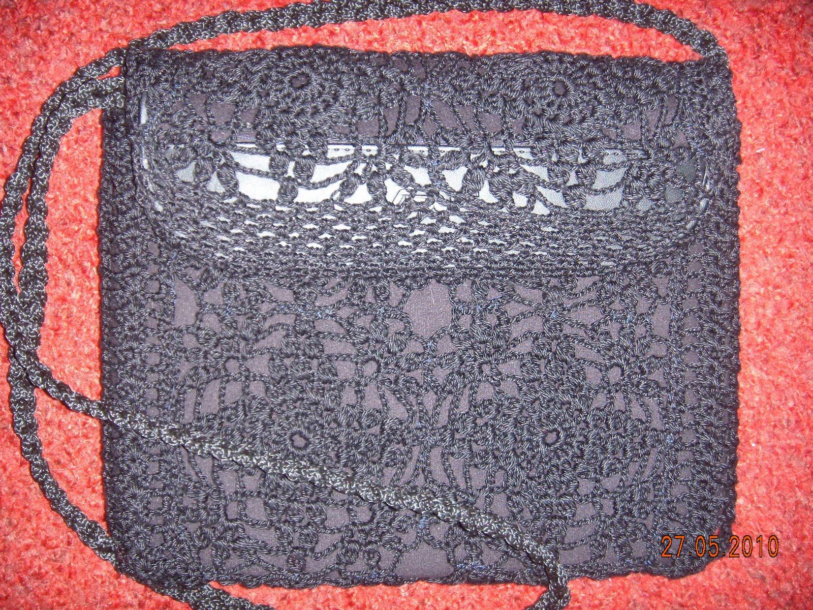 Схемы вязание крючком с подробным 23