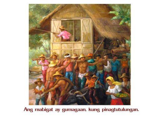 ang mga salawikain kawikaan kasabihan wikain o sawikain ay mga