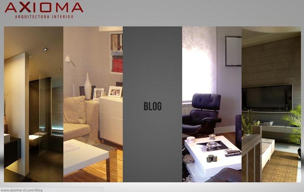 Axioma arquitectura interior for Arquitectura interior sl