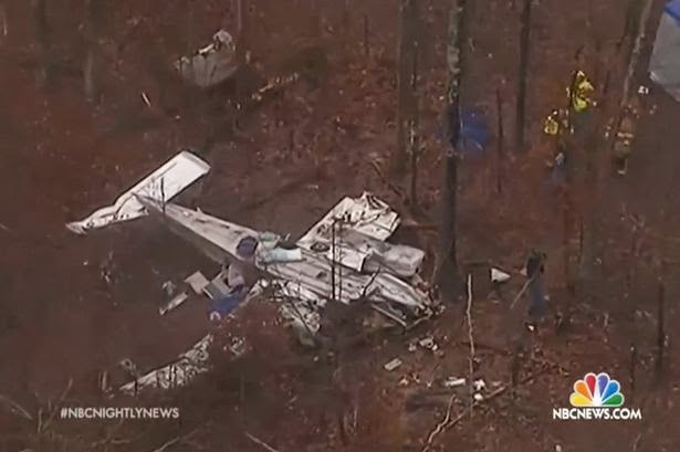 7 Year Old Girl Survives Plane Crash; Able To Walk For A Mile To Ask For Help