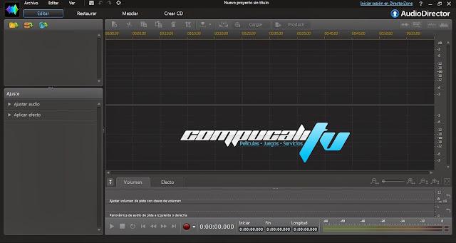 CyberLink AudioDirector Ultra 4.0.3522
