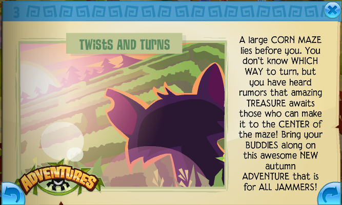 Animal jam twist and turns prizes images