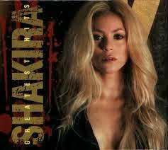 Baixar CD Shakira – Greatest Hits (2014) Download