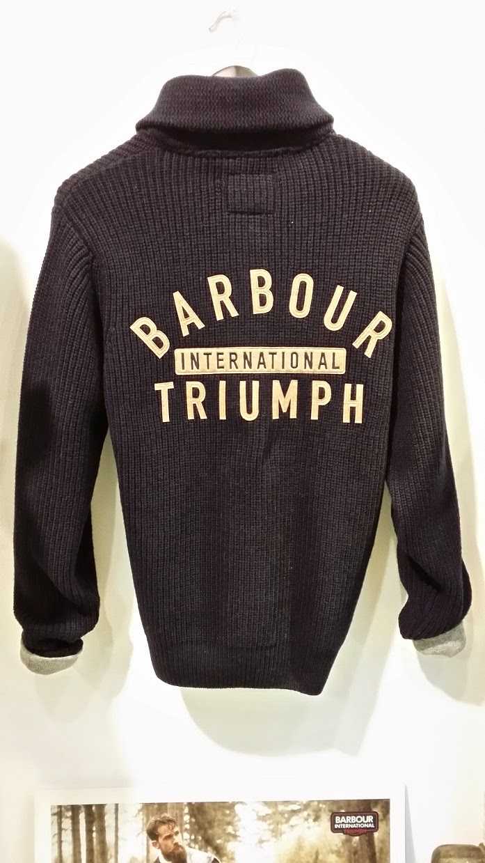 Barbour International, Fashion, Blogger, Street Style, Motorcicle Style