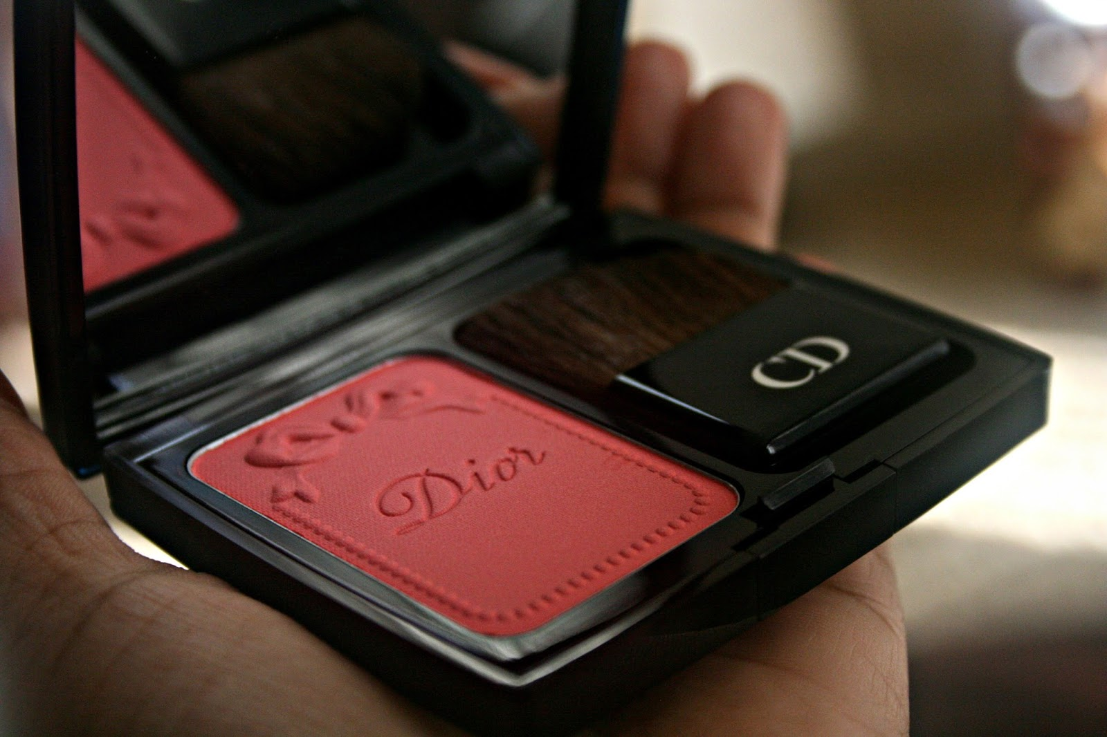 Dior Blush in Corail Bagatelle Limited-Edition