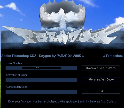descargar keygen gratis para photoshop cs2