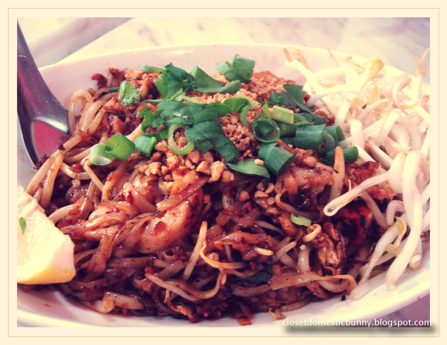 Spices Thai Cafe Mira Mesa Menu