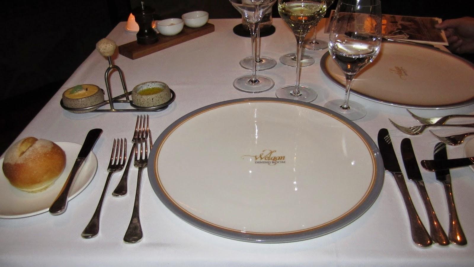 Wolgan Valley Dining Room nsw australia restaurant