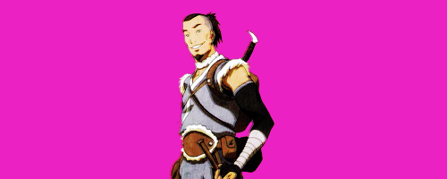 Transformation of Sokka