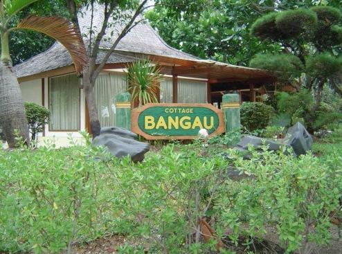 Cottage bangau Pulau Bidadari