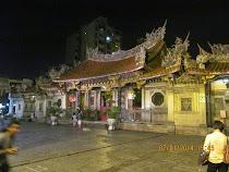 Longshan Taoist-Buddhist Temple, Taipei, Taiwan