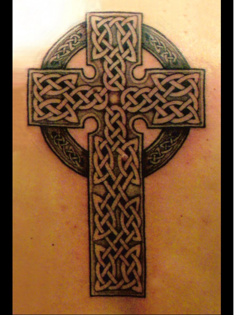 tattoo design celtic cross tattoos. Black Bedroom Furniture Sets. Home Design Ideas