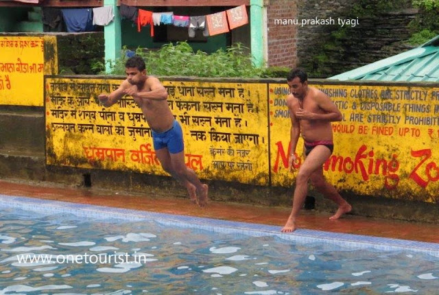 Bhagsu naag water fall , maclodganj , Himachal